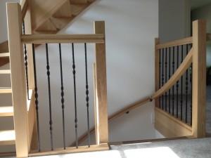 Eiken trap